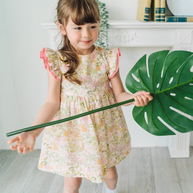 <img class='new_mark_img1' src='https://img.shop-pro.jp/img/new/icons1.gif' style='border:none;display:inline;margin:0px;padding:0px;width:auto;' />Amaia Kids - Liatris dress