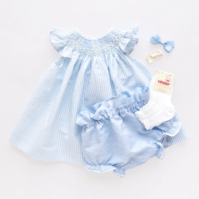 <img class='new_mark_img1' src='https://img.shop-pro.jp/img/new/icons14.gif' style='border:none;display:inline;margin:0px;padding:0px;width:auto;' />Amaia Kids - Angel set (Pink/ Pale blue)