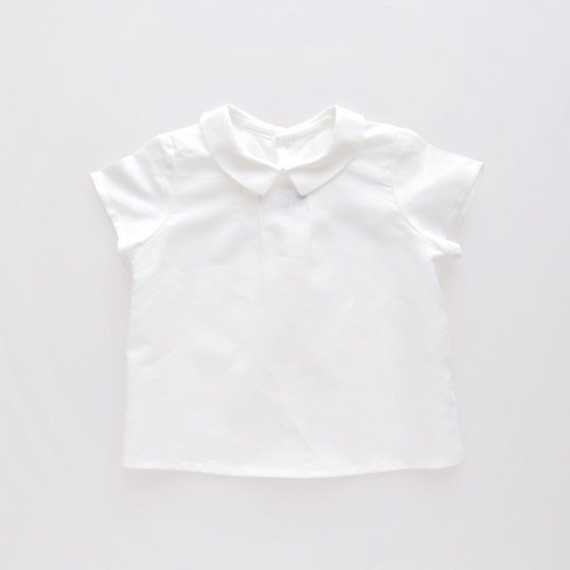 <img class='new_mark_img1' src='https://img.shop-pro.jp/img/new/icons14.gif' style='border:none;display:inline;margin:0px;padding:0px;width:auto;' />Amaia Kids - Thomas shirts (White)