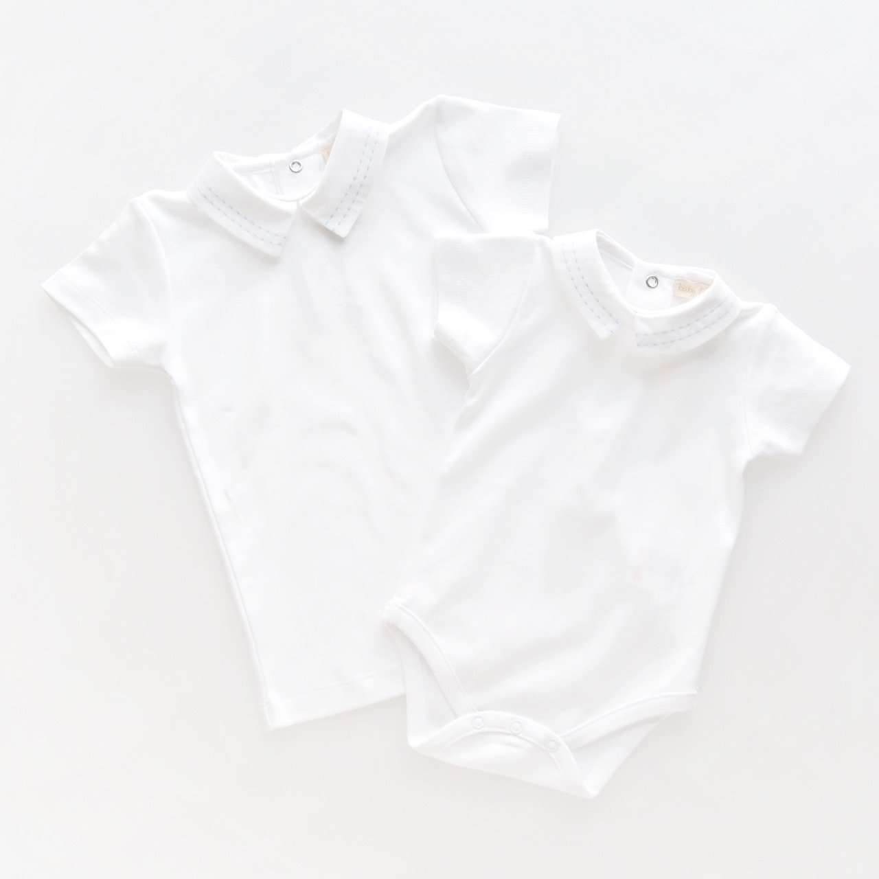 <img class='new_mark_img1' src='https://img.shop-pro.jp/img/new/icons1.gif' style='border:none;display:inline;margin:0px;padding:0px;width:auto;' />baby lai/ Laivicar - Boy stitch T-shirts and body