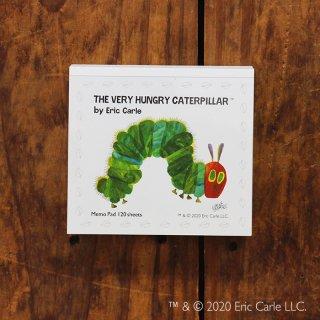 エリック・カール ブロックメモ THE VERY HUNGRY CATERPILLAR(はらぺこあおむし)
