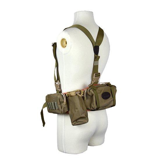 【C】MOSITA Hunting Waist Bag モシタ ハンティング ウェスト バッグ