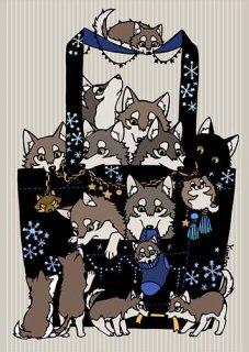 Yumino複製原画04『WOLFTOTE』