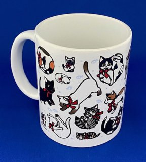 Yumino マグカップ 02.猫�