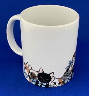 Yumino マグカップ 03.猫�