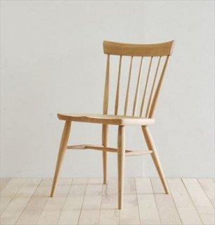 高山ウッドワークス SC4A fan back chair/オーク