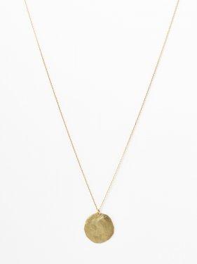 HELIOS / Metal necklace