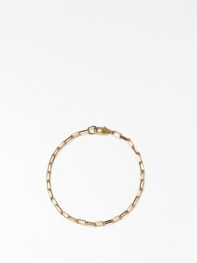 HELIOS / Helios square chain bracelet