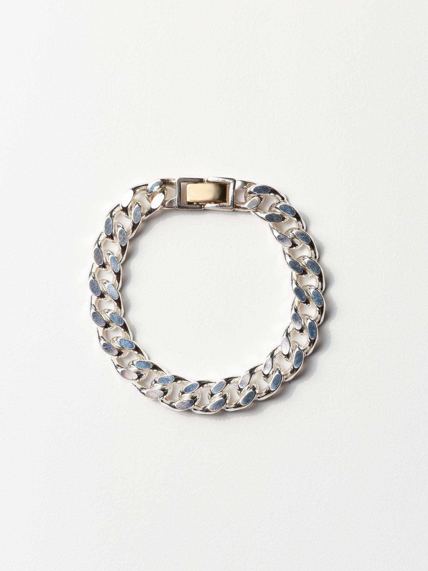 ARTEMIS / Gourmette bracelet / 170mm