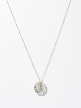 ARTEMIS / Roman coin necklace / ANTONINIANA