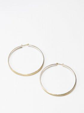 ARTEMIS / Artemis hoop earrings