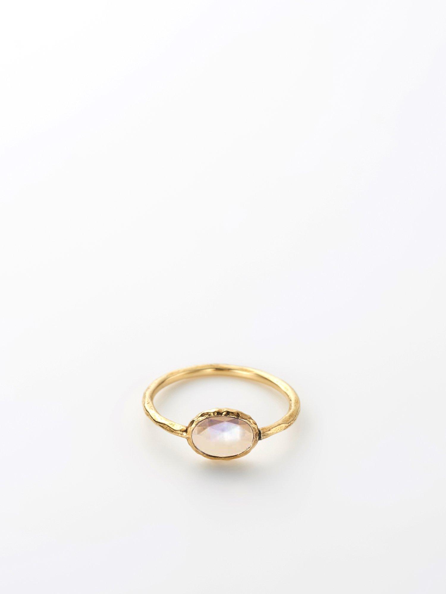 HISPANIA / Hispania lux ring / Royal moonstone