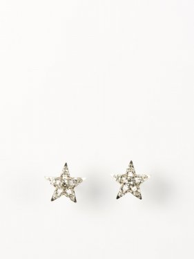 HISPANIA / Hispania stella earrings / Diamond
