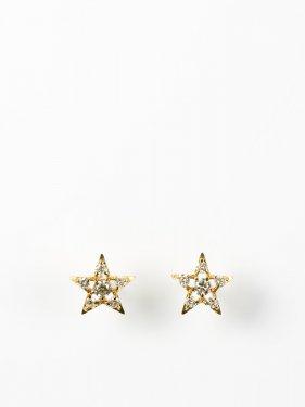 HISPANIA / Hispania stella earrings / Sapphire