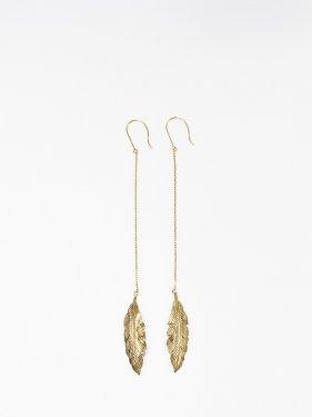 HISPANIA / Nike long earrings