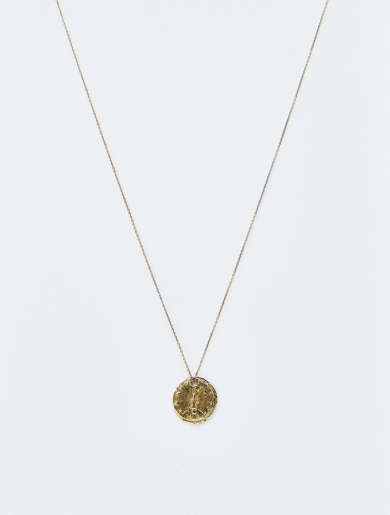 HELIOS / Roman coin necklace / ANTONINIANO