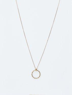 HELIOS / Infinity necklace