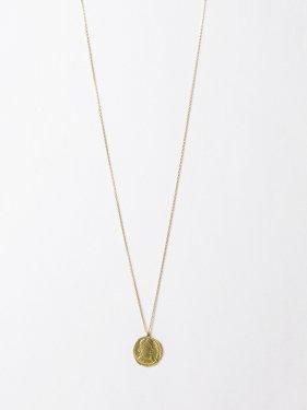 HELIOS / Roman coin necklace / Gratianus