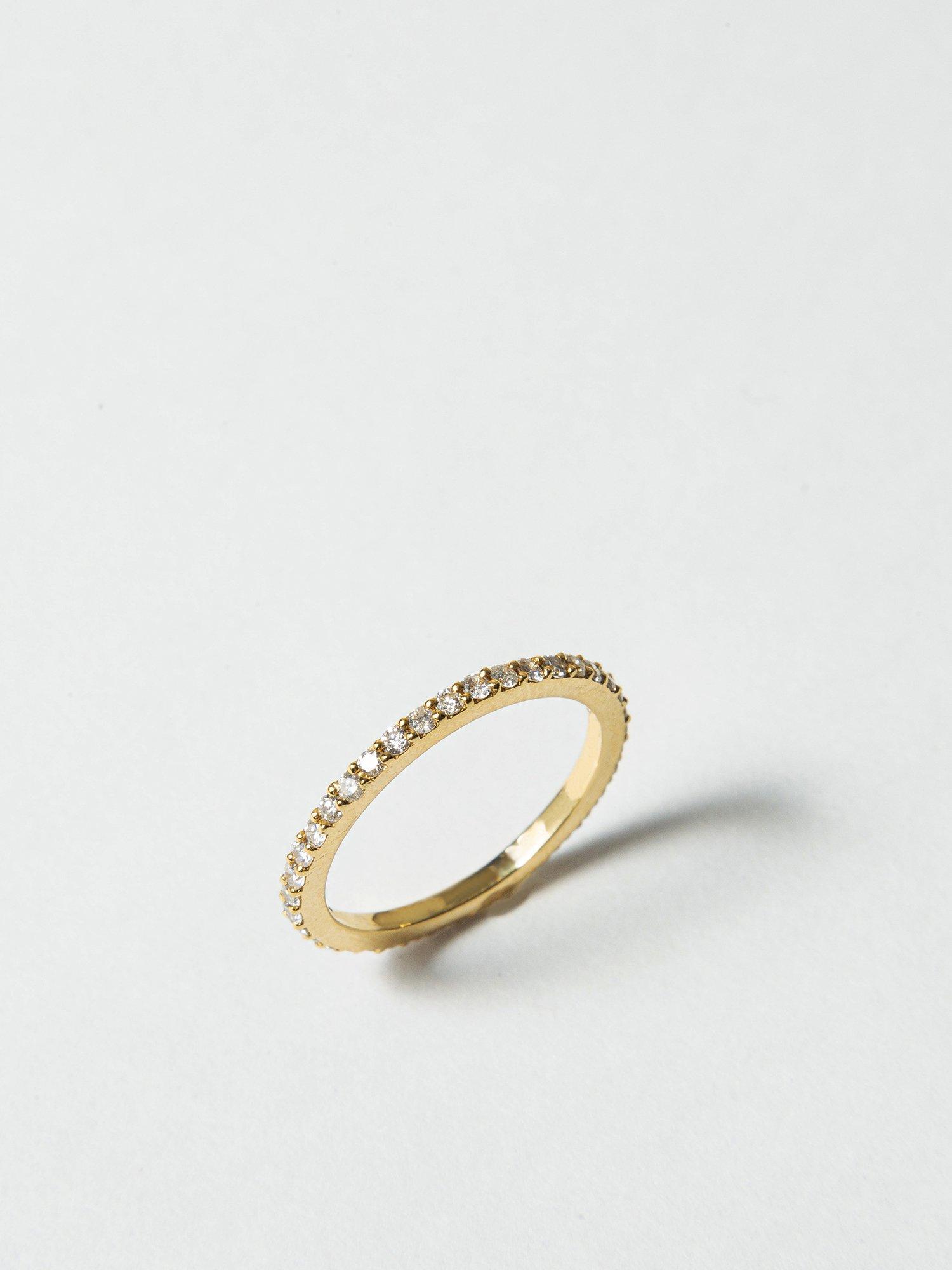 HISPANIA / Classic diamond ring