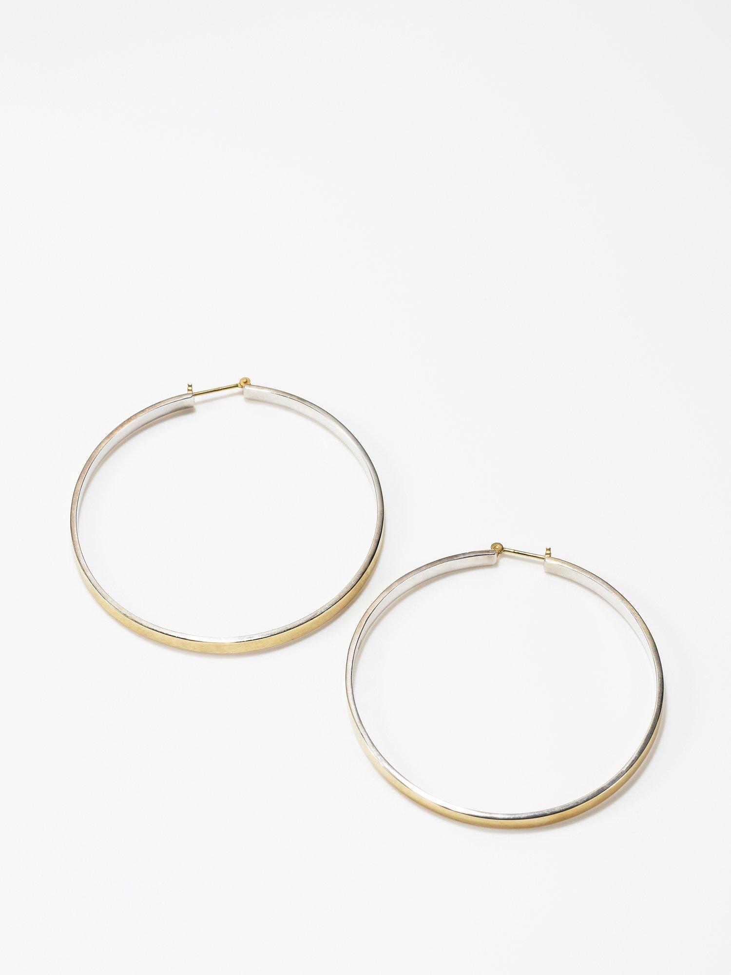 ARTEMIS / Artemis hoop earrings / 在庫商品