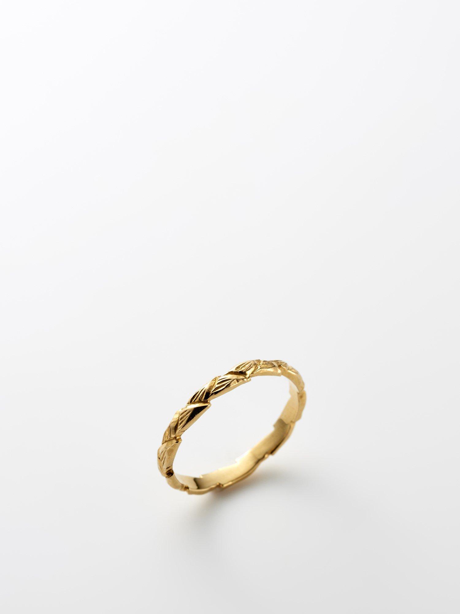 HISPANIA / Daphne ring  / 9号 / 在庫商品