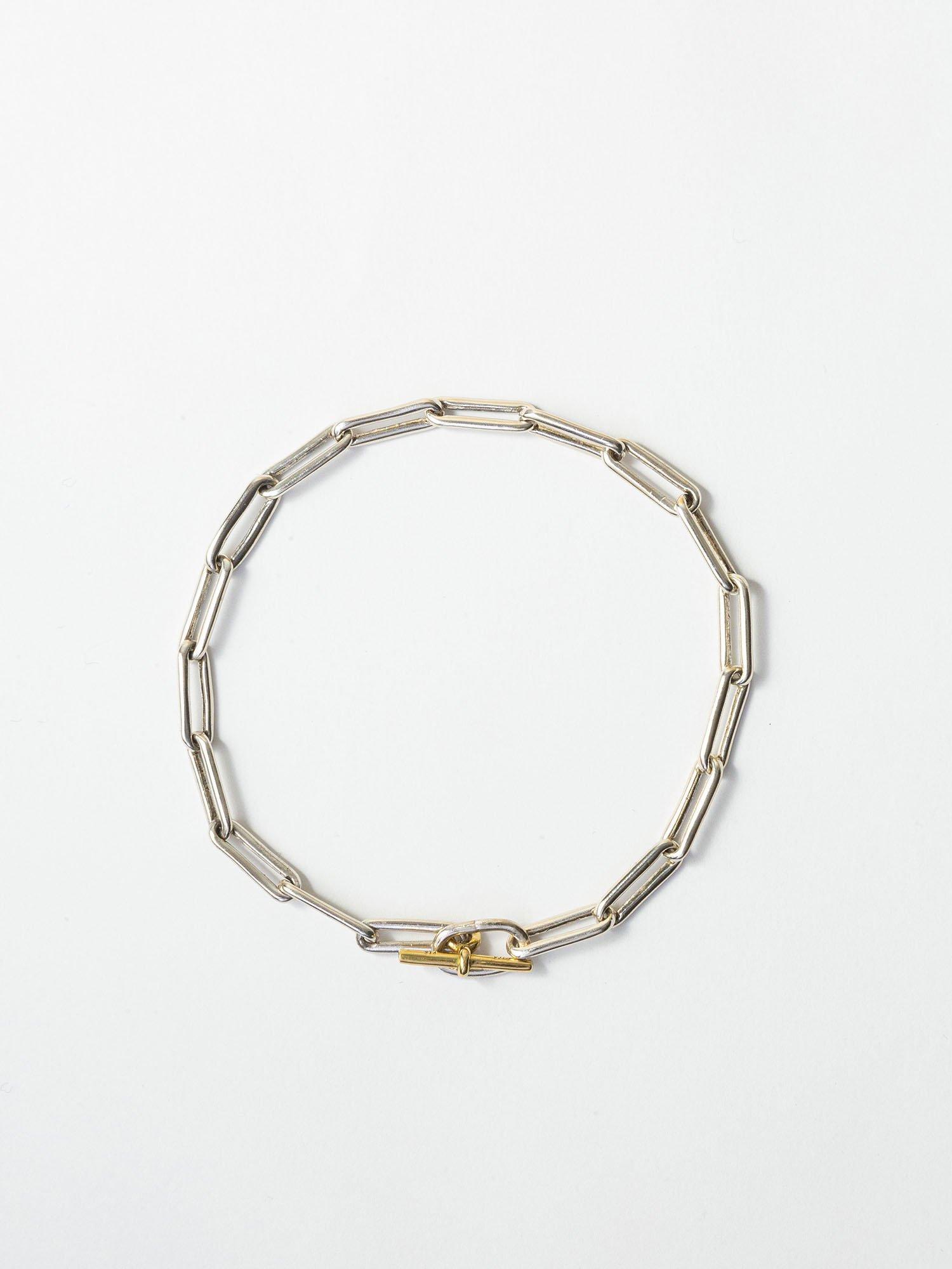 ARTEMIS / boned chain bracelet / 200mm
