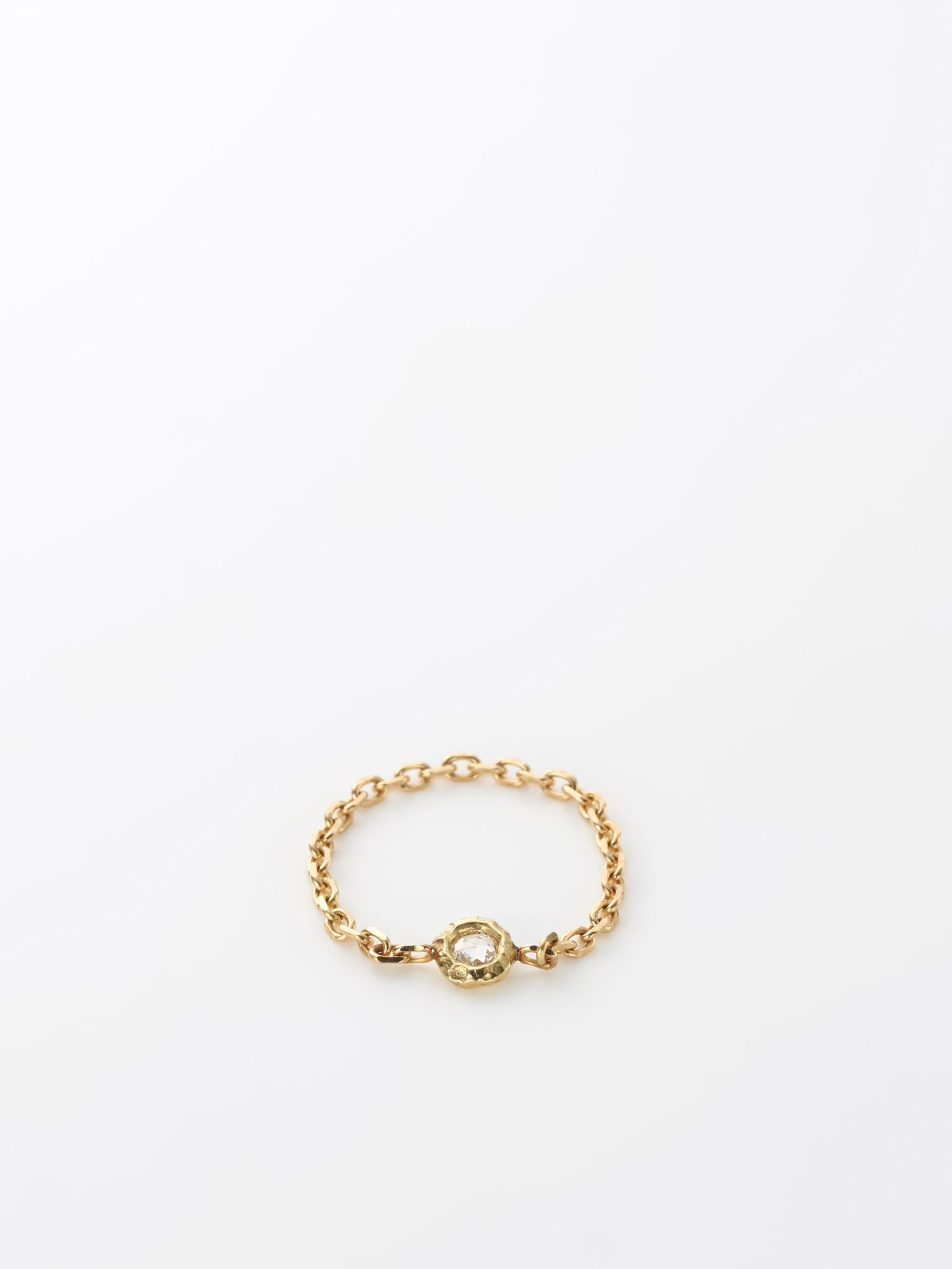 HISPANIA / rosa chain ring