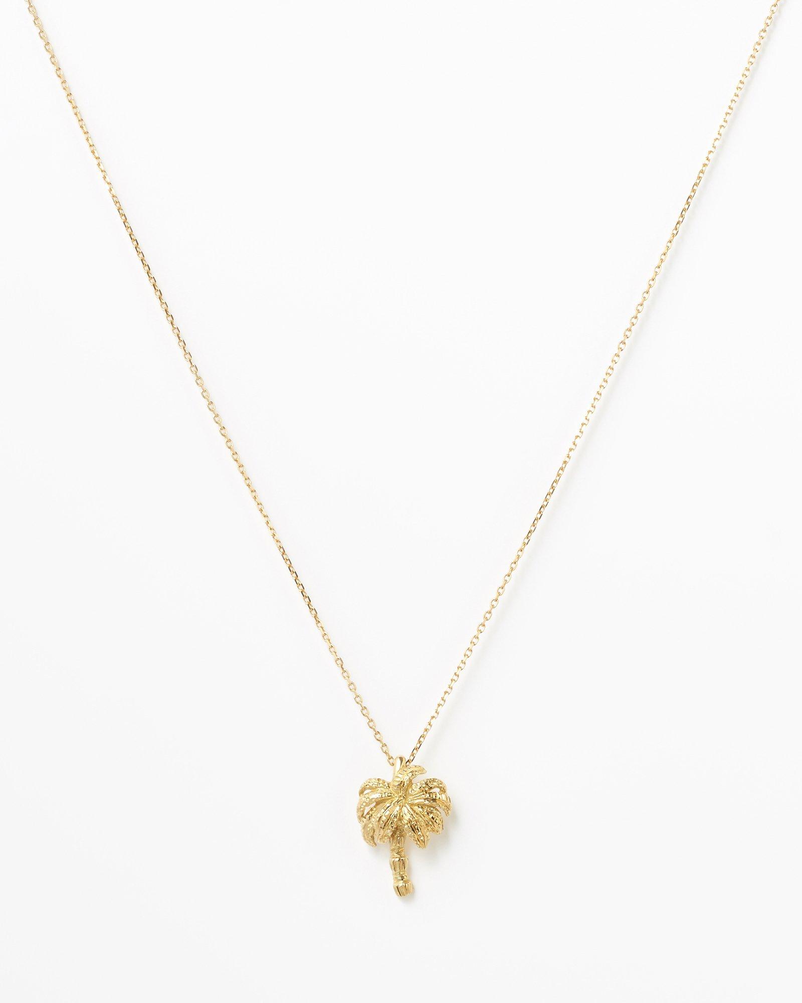 HISPANIA / Palm tree necklace