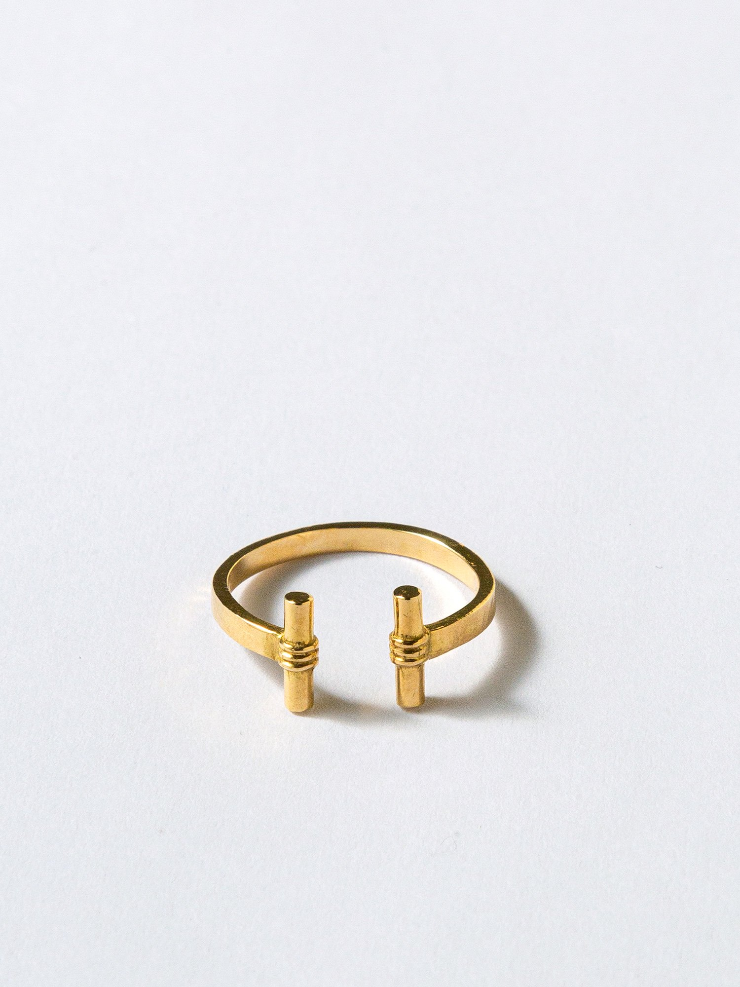 HELIOS / Roman open ring