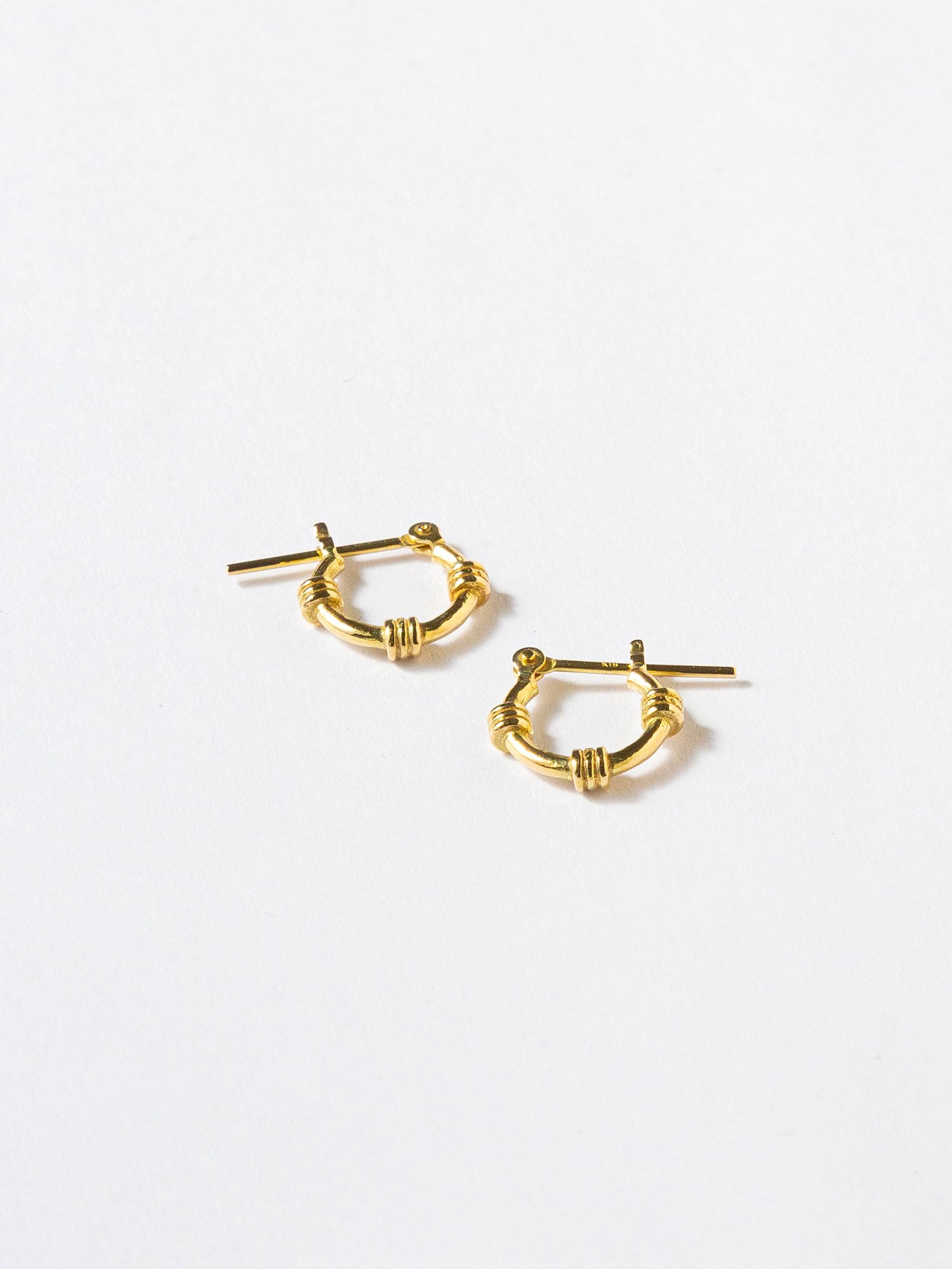 HELIOS / Roman petit earrings