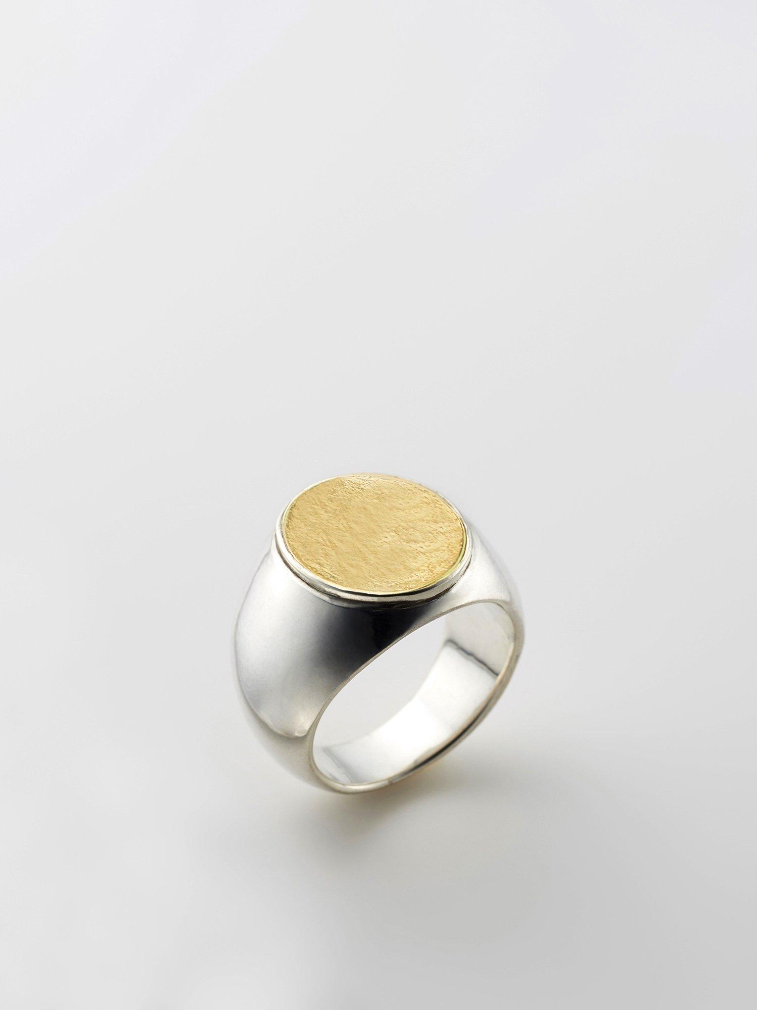 ARTEMIS / Artemis signet ring / 在庫商品 / 13号