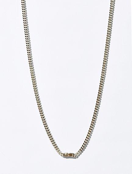 ARTEMIS / Tiny gourmette necklace / 在庫商品