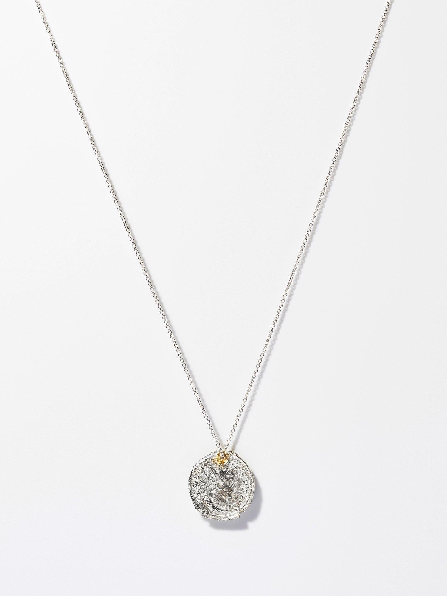 ARTEMIS / Roman coin necklace / ANTONINIANA / 在庫商品