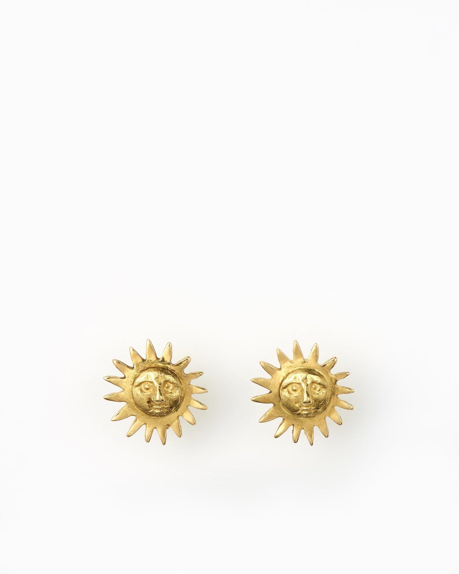 HELIOS / Helios earrings / 在庫商品