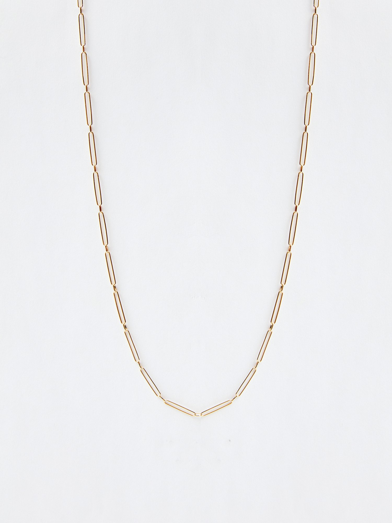 HELIOS / Long chain necklace