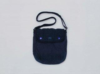 <Porter Classic/ポータークラシック>SASHIKO LIGHT SHOULDER BAG S