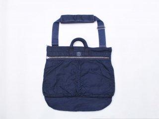 <Porter Classic/ポータークラシック>S/N HELMET CASE(Indigo Blue)