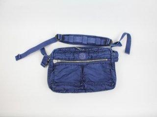 <Porter Classic/ポータークラシック>S/N SHOULDER BAG M(Indigo Blue)