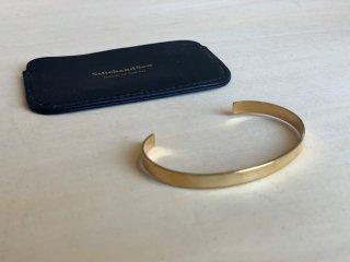 <StitchandSew/スティッチアンドソー>バングル_B5(Gold)