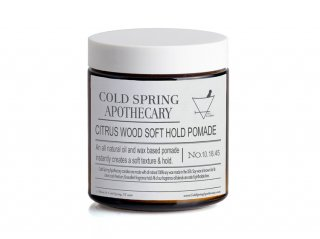 <Cold Spring Apothecary/コールドスプリングアポセカリー>ソフトポマード(ヘアポマード)