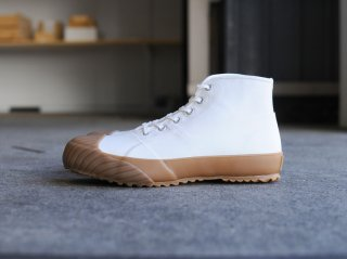 <MOONSTAR/ムーンスター>ALWEATHER(White×Gum)