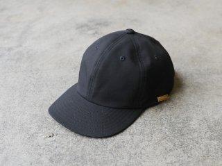 <MAISON Birth/メゾンバース>CORDURA 6P CAP(Black)