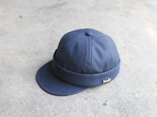 <MAISON Birth/メゾンバース>2WAY ROLL CAP(Navy)
