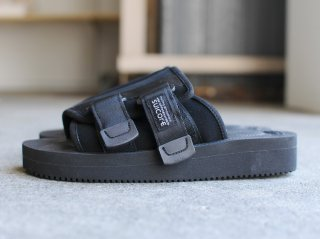 <SUICOKE/スイコック>KAW-VS(Black)