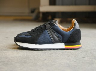 <REPRODUCTION OF FOUND/リプロダクションオブファウンド>GERMAN MILITARY TRAINER 1766CSL(Navy×Black)