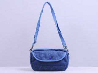 <Porter Classic/ポータークラシック>KENDO SHOULDER BAG S(Blue)
