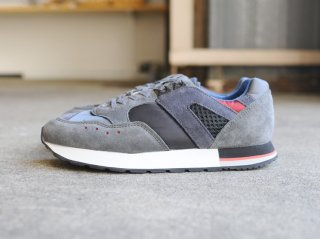 <REPRODUCTION OF FOUND/リプロダクションオブファウンド>FRENCH MILITARY TRAINER 1300FS(Black×Dark Gray)