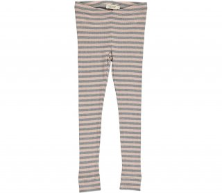 <img class='new_mark_img1' src='https://img.shop-pro.jp/img/new/icons14.gif' style='border:none;display:inline;margin:0px;padding:0px;width:auto;' />MarMar Copenhagen/Modal Stripes Leg/Rose-Gray