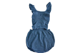 <img class='new_mark_img1' src='https://img.shop-pro.jp/img/new/icons24.gif' style='border:none;display:inline;margin:0px;padding:0px;width:auto;' />tocoto vintage/Knitted Body Suspenders/Blue