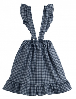 <img class='new_mark_img1' src='https://img.shop-pro.jp/img/new/icons24.gif' style='border:none;display:inline;margin:0px;padding:0px;width:auto;' />tocoto vintage/Checkered Skirt